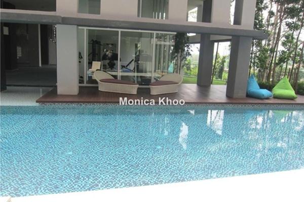 For Sale Condominium at Arata of Tijani, Kenny Hills Freehold Semi Furnished 3R/4B 1.55m