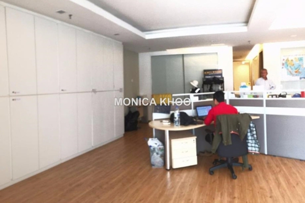 For Rent Shop at Solaris Mont Kiara, Mont Kiara Freehold Semi Furnished 0R/0B 5k