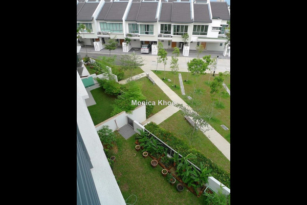 For Rent Link at Zenia, Desa ParkCity Freehold Semi Furnished 3R/5B 6k