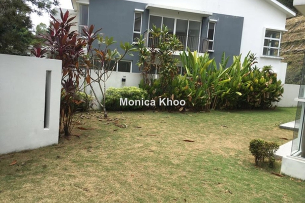 For Rent Terrace at Amelia, Desa ParkCity Freehold Semi Furnished 5R/5B 6k