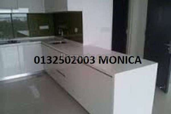 For Rent Condominium at The Breezeway, Desa ParkCity Freehold Semi Furnished 3R/2B 3.5k