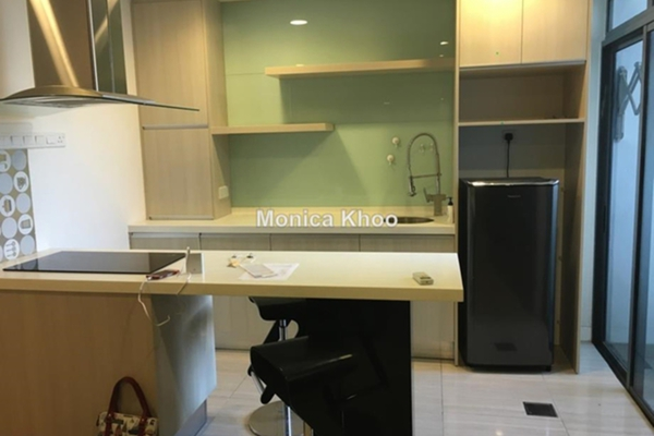 For Rent SoHo/Studio at Eve Suite, Ara Damansara Freehold Fully Furnished 0R/1B 1.7k