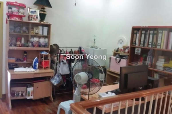 For Sale Townhouse at Villa Saujanis, Segambut Freehold Semi Furnished 4R/3B 698k