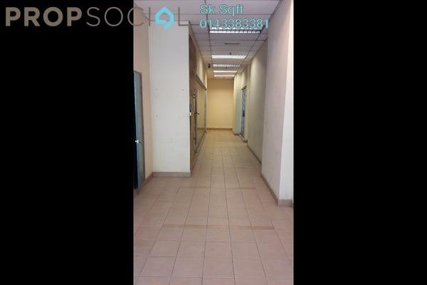 For Sale Office at Perdana Emerald, Damansara Perdana Leasehold Semi Furnished 0R/0B 550k