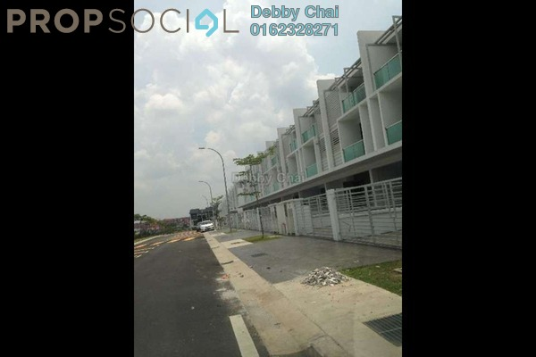 For Sale Terrace at Kinrara Residence, Bandar Kinrara Leasehold Unfurnished 5R/6B 1.25m