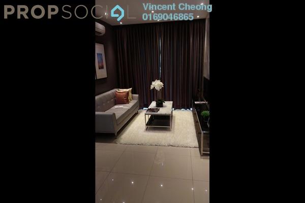 For Sale Condominium at Sentul Point, Sentul Freehold Unfurnished 2R/1B 377k
