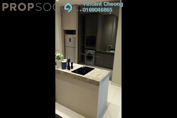 For Sale Condominium at Sentul Point, Sentul Freehold Unfurnished 2R/2B 379k