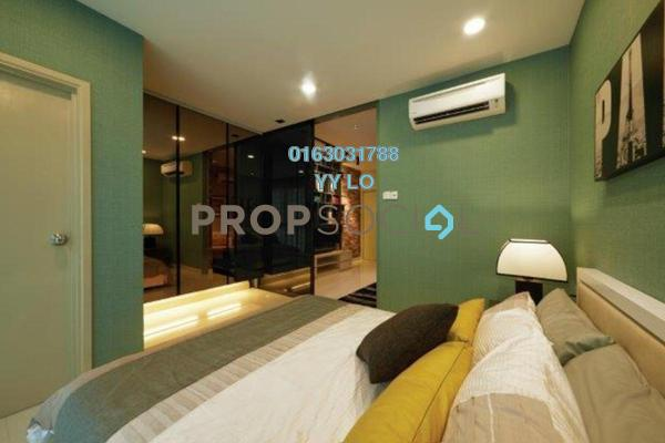 For Sale Serviced Residence at Liberty Arc @ Ampang Ukay, Ukay Freehold Fully Furnished 1R/1B 299k