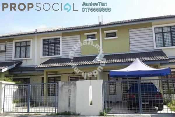 For Sale Terrace at Saujana Rawang, Rawang Leasehold Unfurnished 4R/3B 388k