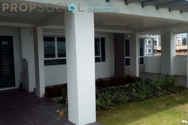 For Sale Condominium at One Imperial, Sungai Ara Freehold Semi Furnished 3R/2B 1.15m