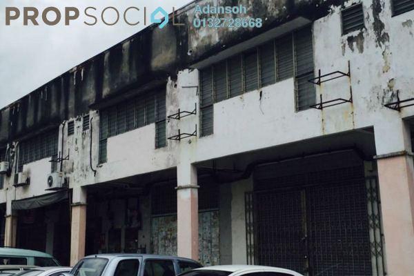 For Sale Factory at Sri Edaran Light Industrial Park, Kepong Leasehold Unfurnished 1R/2B 1.55m