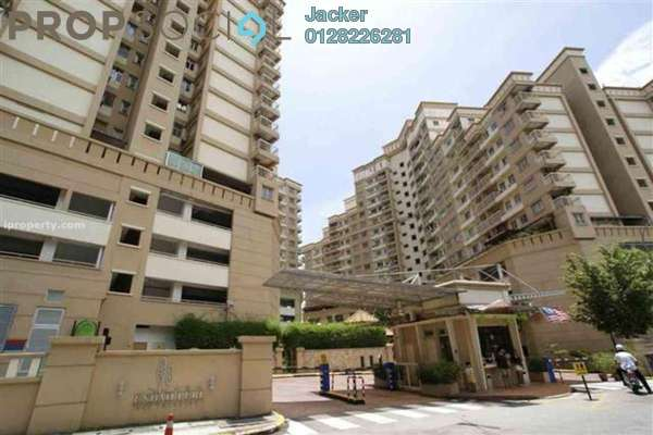 For Sale Condominium at Endah Puri, Sri Petaling Leasehold Semi Furnished 3R/2B 575k