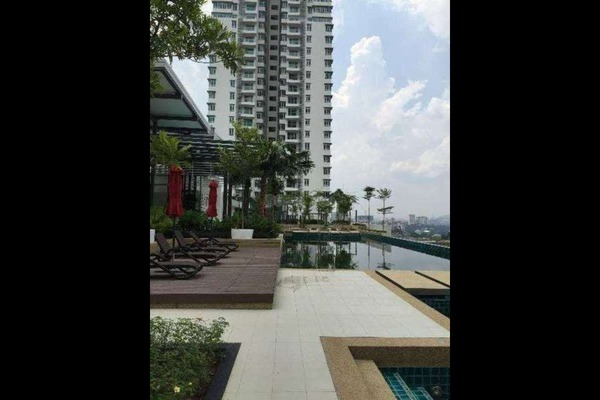 For Sale Condominium at Le Yuan Residence, Kuchai Lama Freehold Unfurnished 4R/3B 760k
