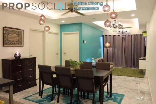 For Rent Apartment at Taman Kosas, Ampang Freehold Fully Furnished 3R/2B 1.55k