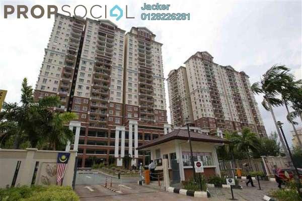 For Rent Condominium at Fortune Park, Seri Kembangan Leasehold Fully Furnished 3R/2B 1.85k