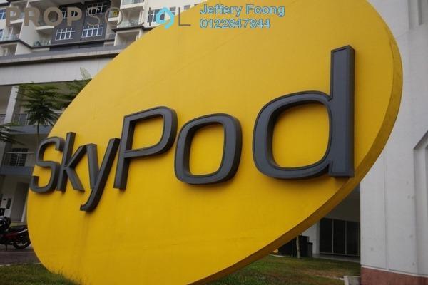 For Rent Shop at Skypod, Bandar Puchong Jaya Freehold Unfurnished 0R/1B 3k