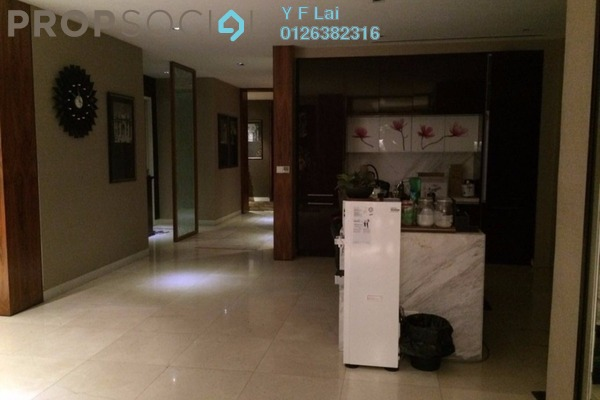 For Sale Condominium at Pavilion Residences, Bukit Bintang Leasehold Fully Furnished 5R/4B 6.8m