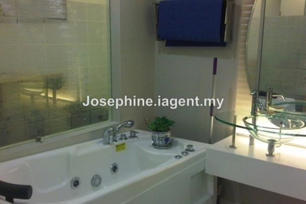 For Rent Duplex at Pertama Residency, Cheras Leasehold Semi Furnished 1R/2B 2.2k