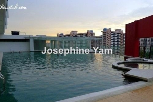 For Sale Serviced Residence at Pertama Residency, Cheras Leasehold Fully Furnished 1R/1B 385k