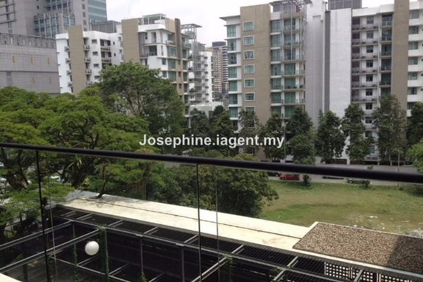 For Rent Condominium at Seri Ampang Hilir, Ampang Hilir Leasehold Semi Furnished 3R/3B 6.5k