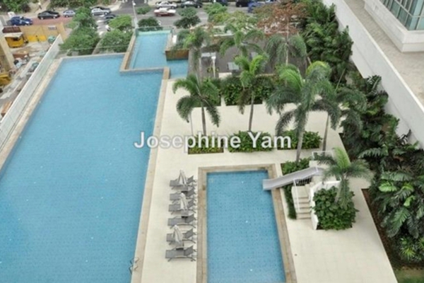 For Rent Condominium at Marc Service Residence, KLCC Leasehold Fully Furnished 3R/2B 5.2k