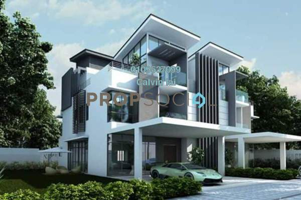 For Sale Semi-Detached at Canary Garden, Bandar Bestari Freehold Unfurnished 5R/5B 1.76m
