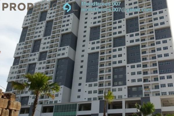 For Sale Condominium at Palma Laguna, Seberang Jaya Freehold Unfurnished 4R/2B 350k