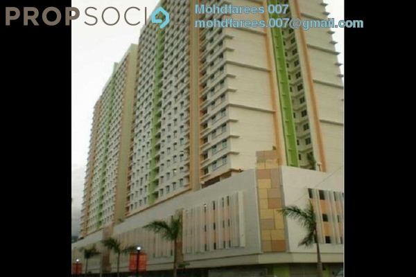 For Rent Condominium at Harmony View, Jelutong Freehold Semi Furnished 3R/2B 1k