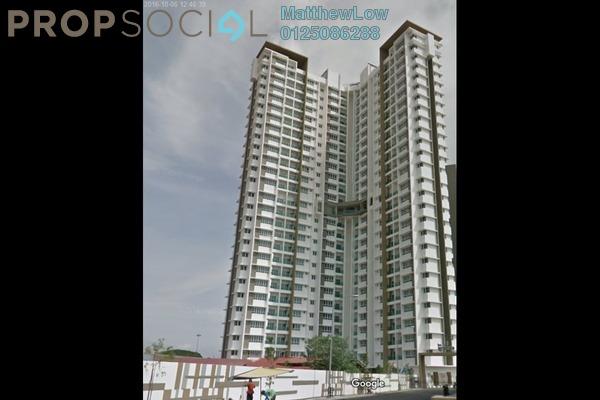 For Sale Condominium at The Signature, Perai Freehold Unfurnished 4R/2B 455k