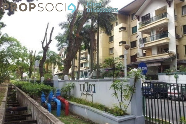 For Rent Condominium at Tiara Ampang, Ampang Leasehold Fully Furnished 3R/2B 1.8k