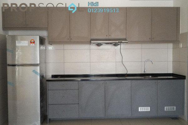 For Rent Serviced Residence at You One, UEP Subang Jaya Freehold Semi Furnished 2R/1B 1.7k