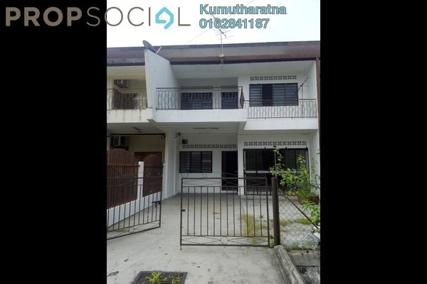 For Rent Terrace at Taman Teluk Pulai, Klang Freehold Unfurnished 4R/3B 1k