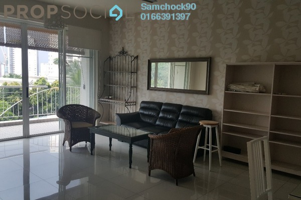For Rent Condominium at Kiaramas Ayuria, Mont Kiara Freehold Fully Furnished 4R/3B 4.5k