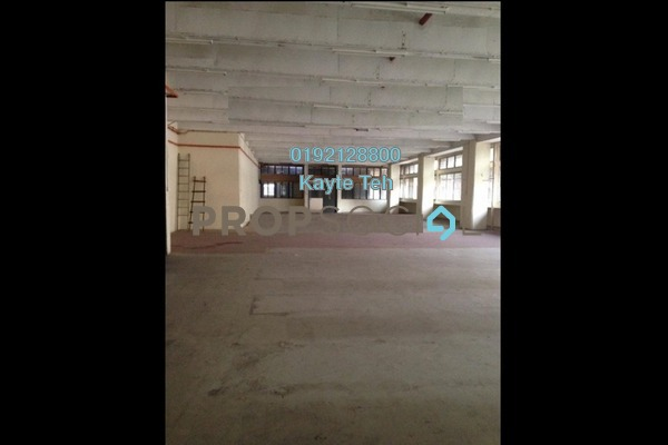 For Rent Factory at Taman Sri Sinar, Segambut Leasehold Unfurnished 0R/4B 9k
