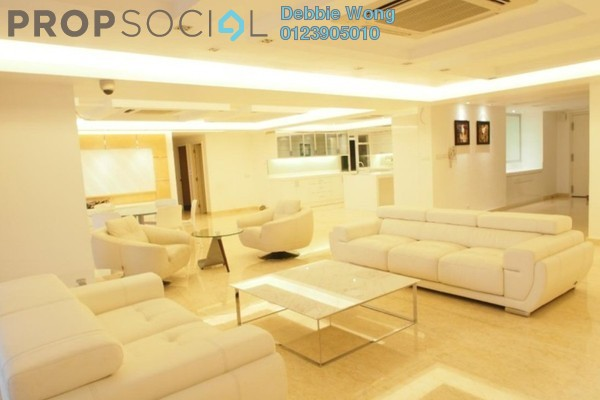 For Sale Condominium at Kiaramas Cendana, Mont Kiara Freehold Fully Furnished 5R/6B 2.8m