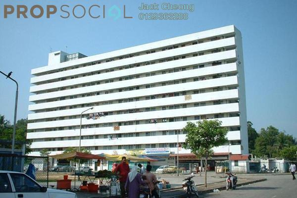 For Rent Apartment at Desa Putra, Bayan Indah Freehold Semi Furnished 3R/1B 790translationmissing:en.pricing.unit