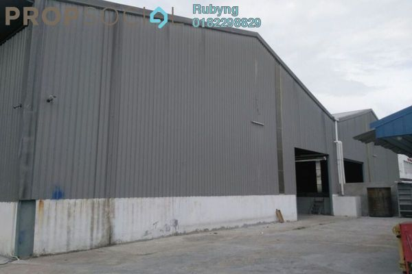 For Rent Factory at Taman Sri Pelabuhan, Klang Freehold Unfurnished 0R/0B 28.8k