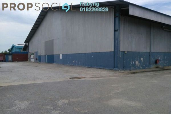 For Rent Factory at Taman Sri Pelabuhan, Klang Freehold Unfurnished 0R/0B 55.2k