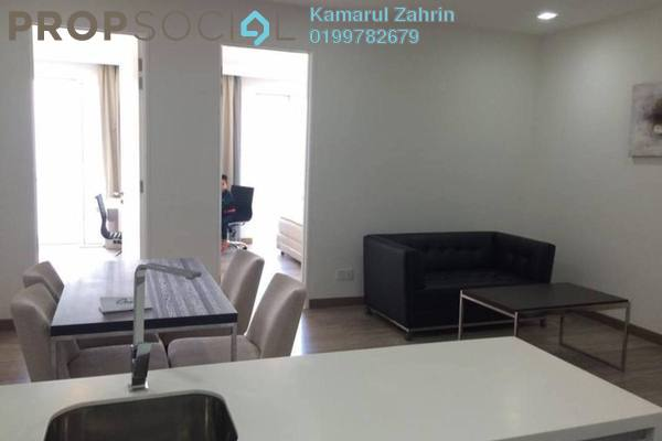 For Rent Condominium at One @ Bukit Ceylon, Bukit Ceylon Freehold Fully Furnished 2R/1B 3.5k