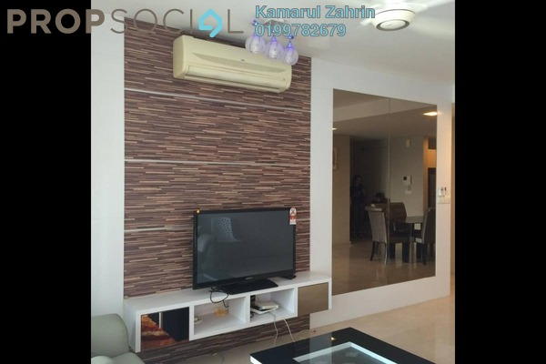 For Rent Serviced Residence at myHabitat, KLCC Freehold Fully Furnished 3R/2B 5k