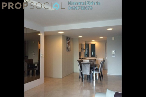 For Rent Serviced Residence at myHabitat, KLCC Freehold Fully Furnished 3R/2B 5.2k