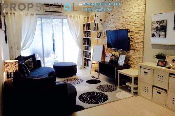 For Sale Condominium at Casa Indah 1, Tropicana Leasehold Fully Furnished 3R/2B 690k