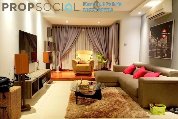 For Sale Condominium at 1Sentul, Sentul Freehold Fully Furnished 3R/2B 800k