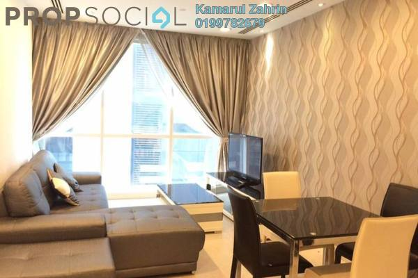 For Rent Condominium at Binjai 8, KLCC Freehold Fully Furnished 1R/1B 3.2k