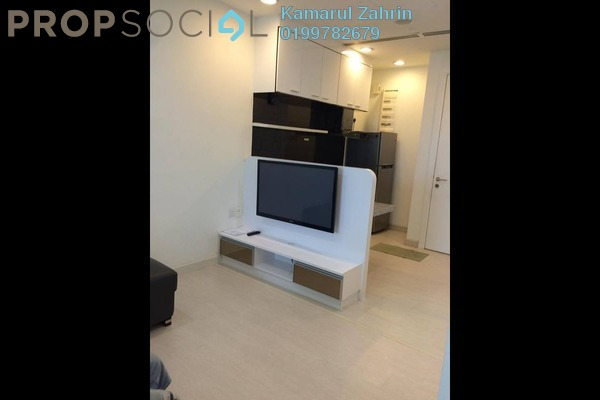 For Rent Condominium at Binjai 8, KLCC Freehold Fully Furnished 2R/1B 3.5k