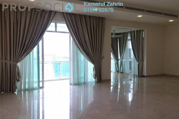 For Rent Condominium at The Pearl, KLCC Freehold Semi Furnished 3R/5B 11k