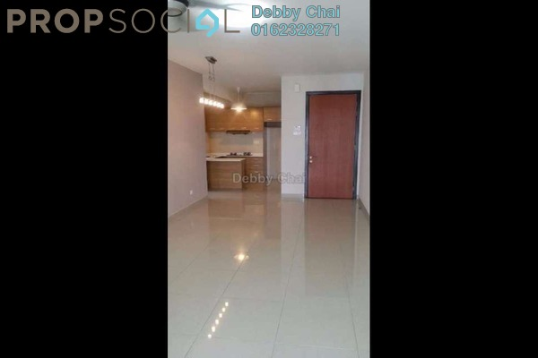 For Sale Condominium at Zen Residence, Puchong Leasehold Semi Furnished 3R/2B 565k