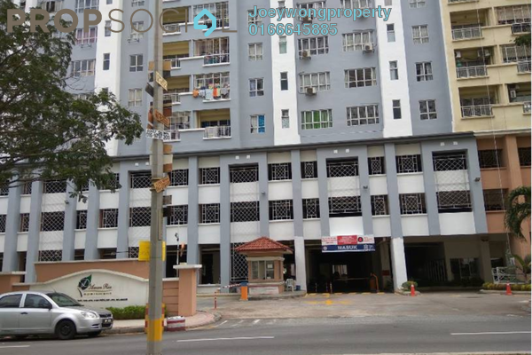 For Sale Condominium at D'Aman Ria, Ara Damansara Freehold Unfurnished 3R/2B 570k