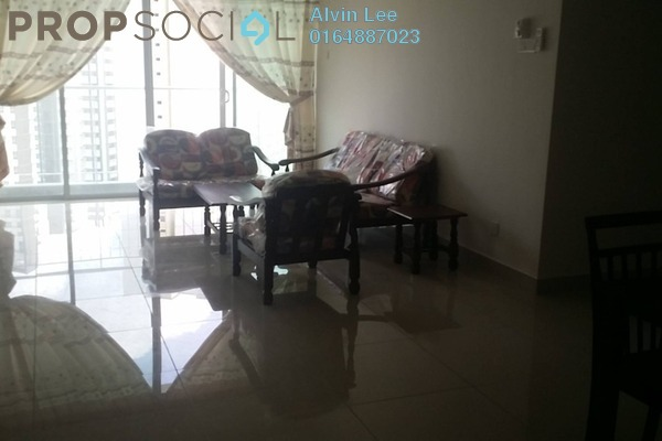 For Sale Condominium at Gardens Ville, Sungai Ara Freehold Unfurnished 3R/2B 540k