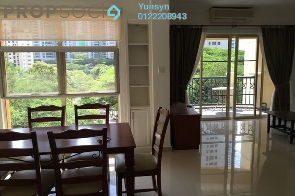 For Rent Condominium at Almaspuri, Mont Kiara Freehold Fully Furnished 3R/3B 4k